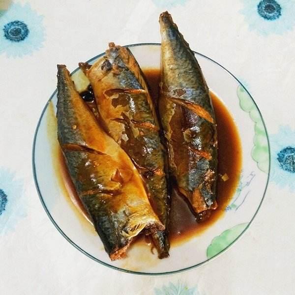 家常炖鲅鱼