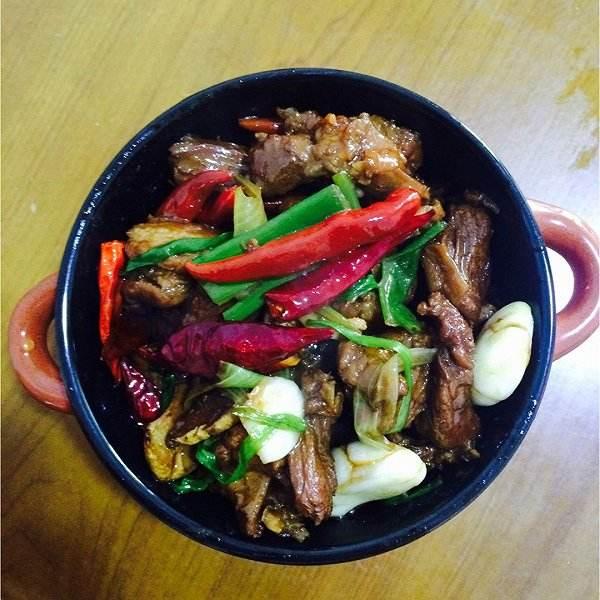 美味连锅羊肉