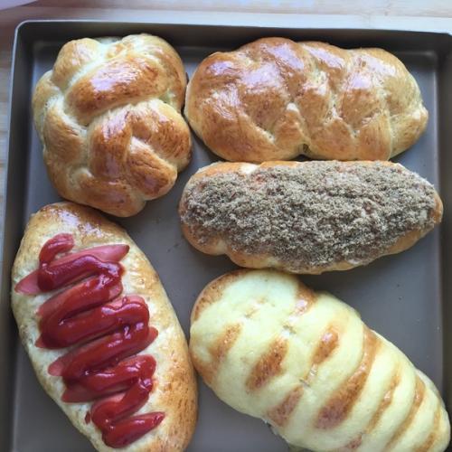花式小面包