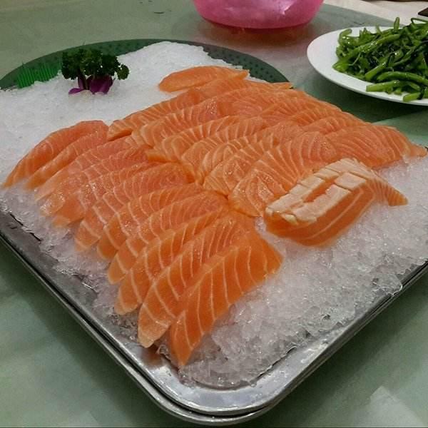 芥末三文鱼