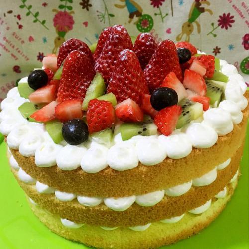 水果奶酪蛋糕