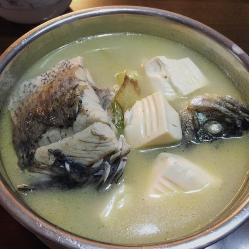 鲈鱼萝卜汤