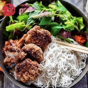 干捞锅烧肉米粉