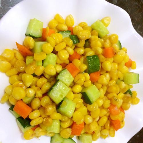 玉米蔬菜丁