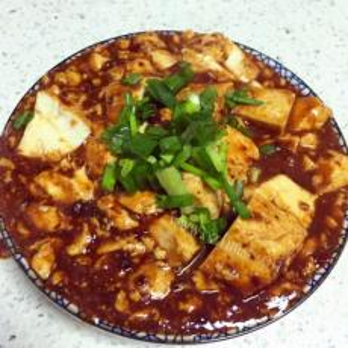 简易版麻婆豆腐