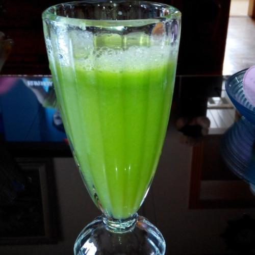 苹果黄瓜汁