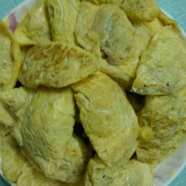 美味蛋炒饺