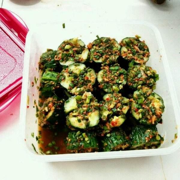 美味小黄瓜泡菜