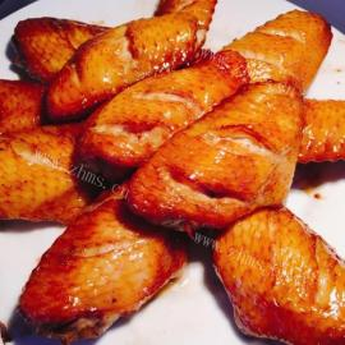 蜜汁香烤鸡翅