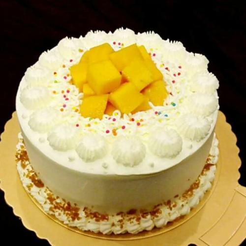 戚风奶油蛋糕