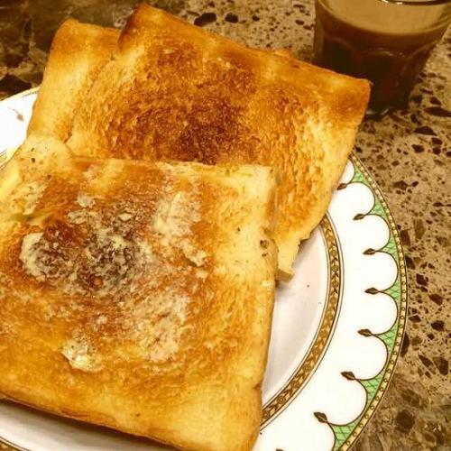 微波炉烤面包