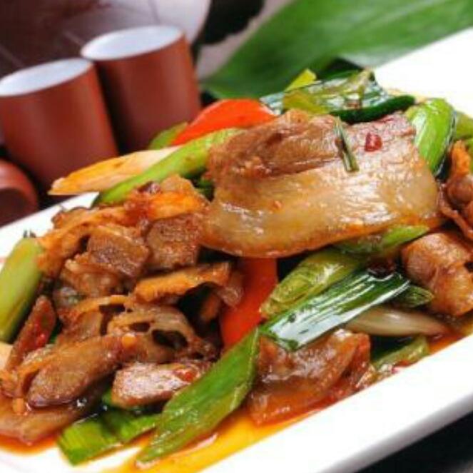川式回锅肉