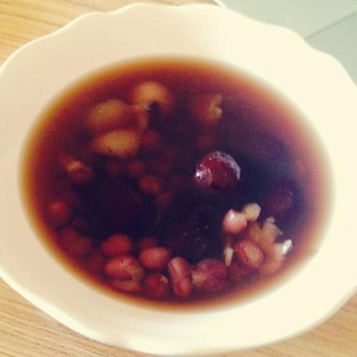 红枣红豆汤