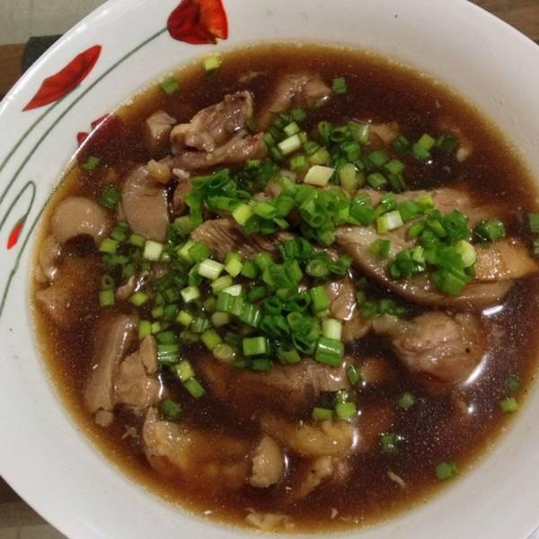 水煮羊肉片