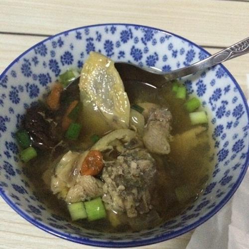 野生甲鱼汤
