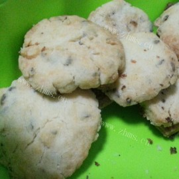 薰衣草饼干