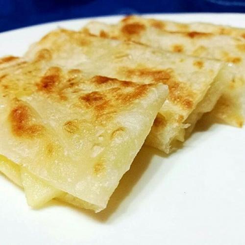 芝香苹果饼