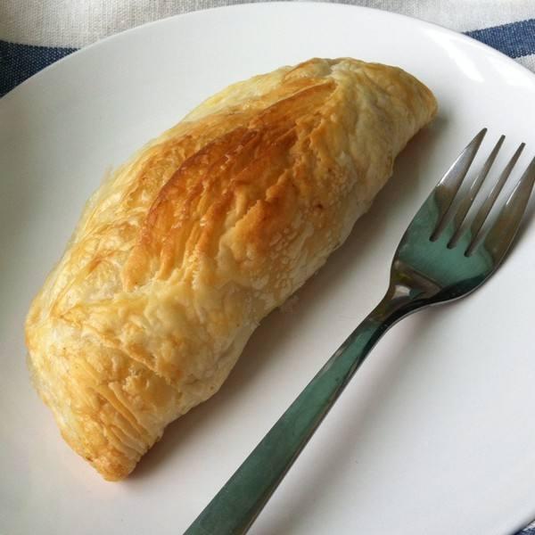 飞饼版榴莲酥