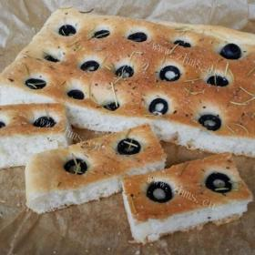 意大利面包佛卡夏