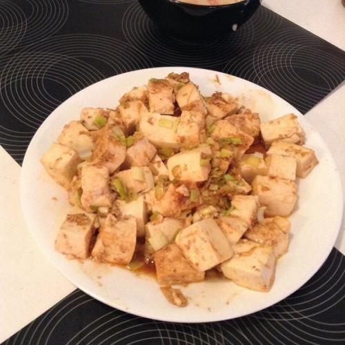 虾酱豆腐做法