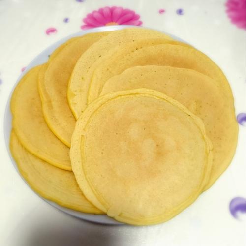 玉米面馅饼