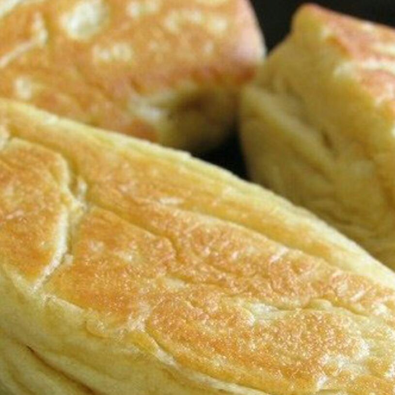 油酥香葱发面饼