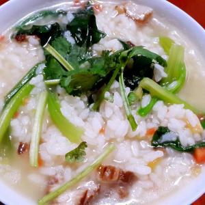 白菜肉末汤