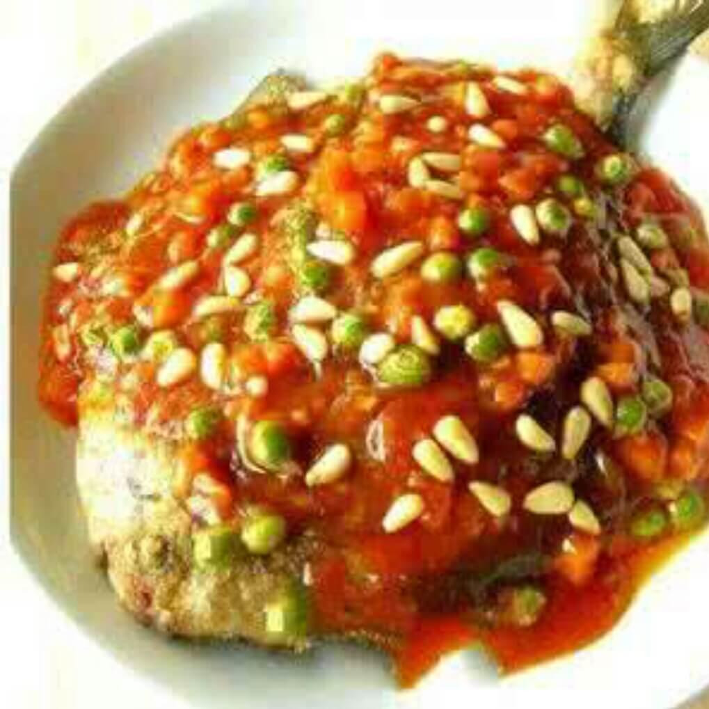 虾仁蘑菇奶油锔烤饭