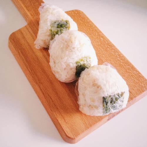 随意米饭团