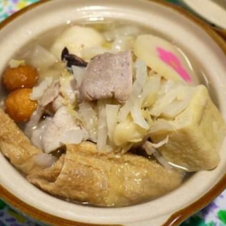 自己做的排骨酸菜白肉