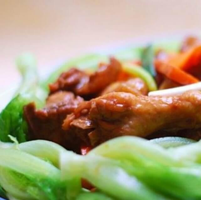 桂林锥炆鸡