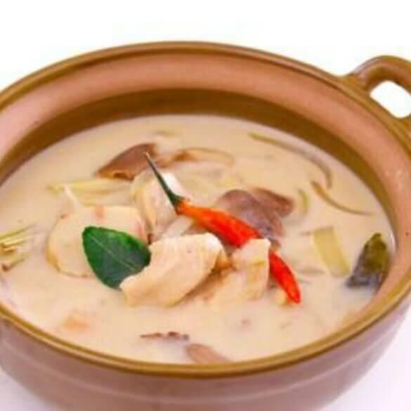 海南椰子鸡汤