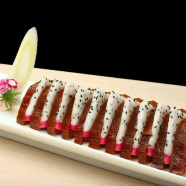 自制酿镶糯米藕