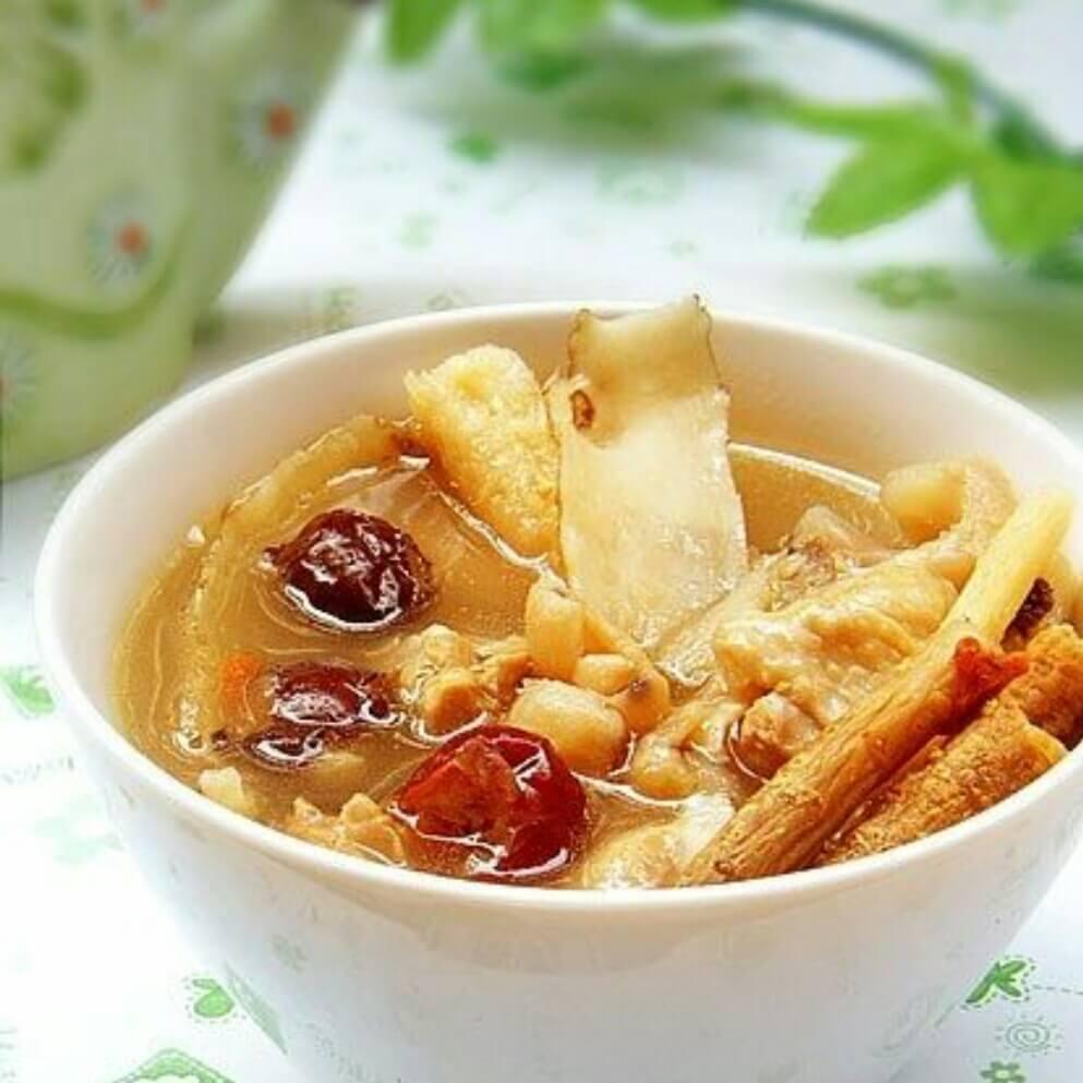 补气长寿汤