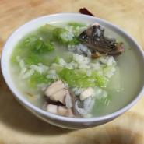 菊花鱼片粥