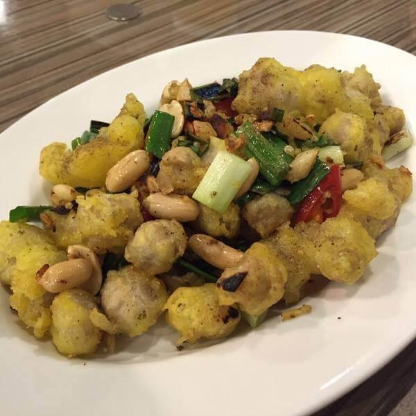 野菜石蚵黄金炸物