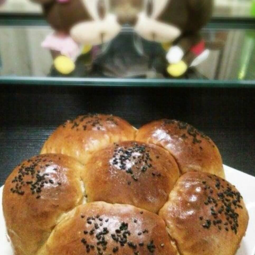 黑胡椒培根面包