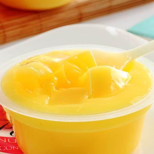 水蜜桃吐司布丁