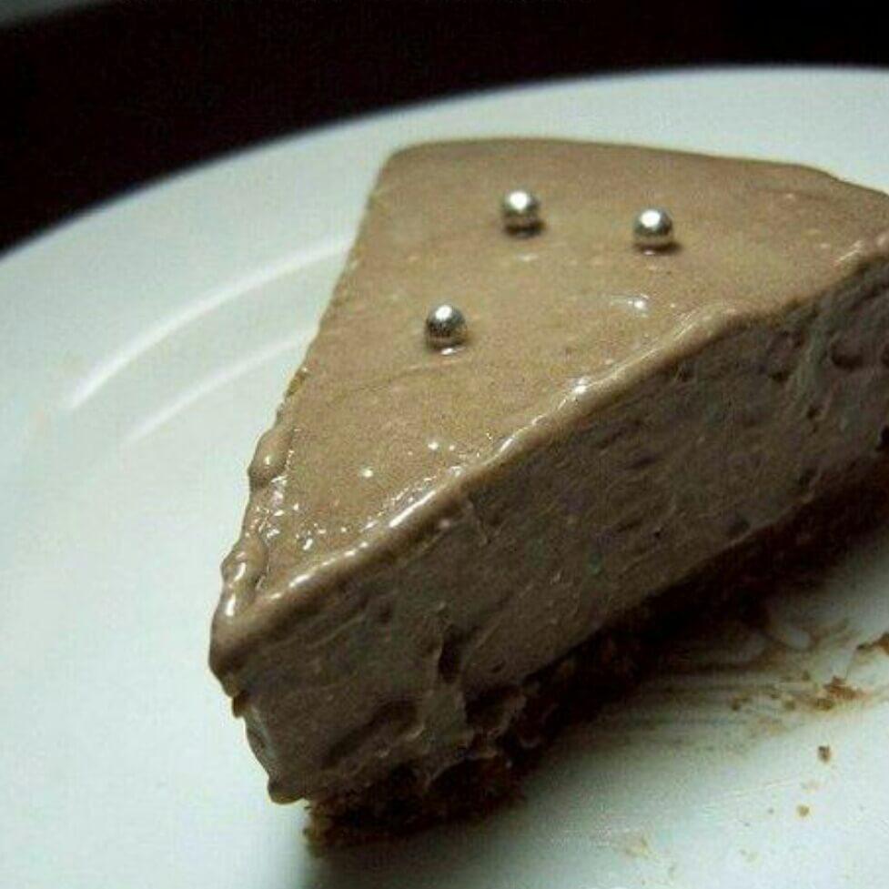 黑樱桃果酱慕丝蛋糕
