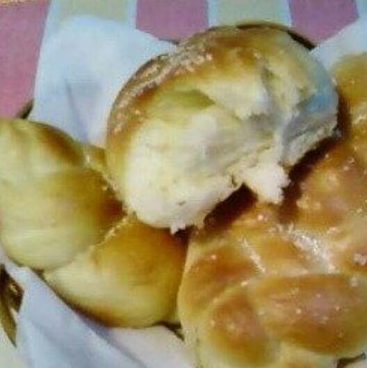椰香辫子面包