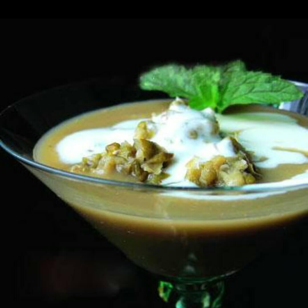 酸奶绿豆沙