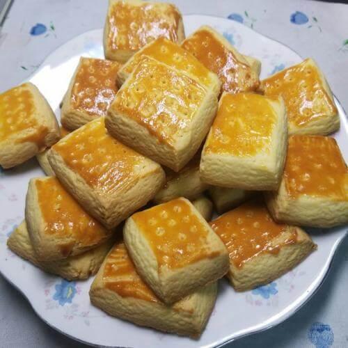 迷你芝士香芋小饼