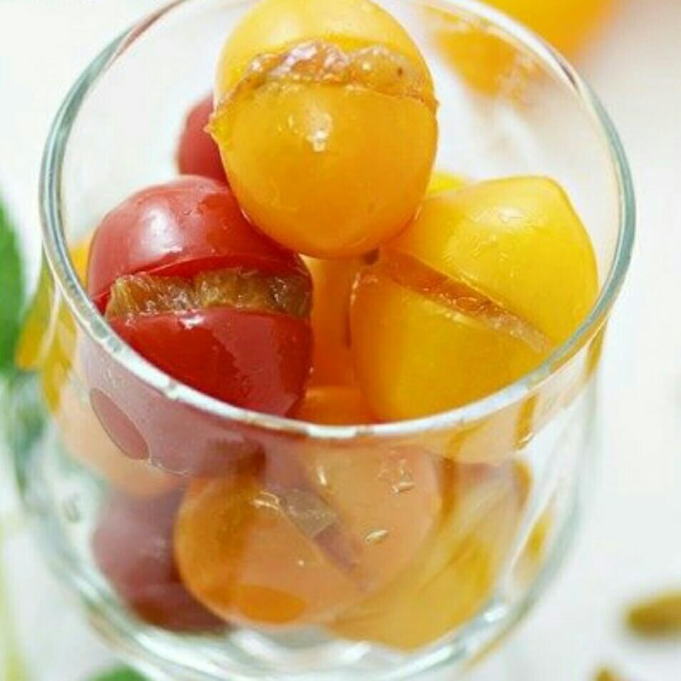 蜜饯小番茄