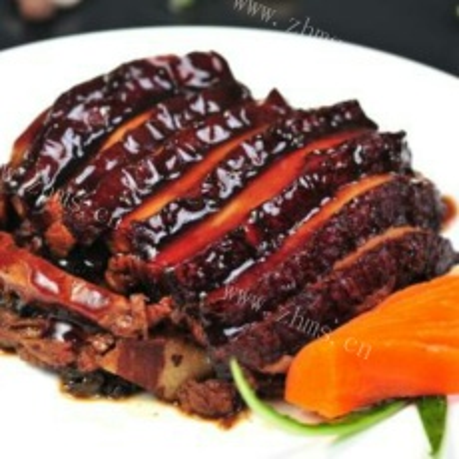 味道十足的霉菜扣肉