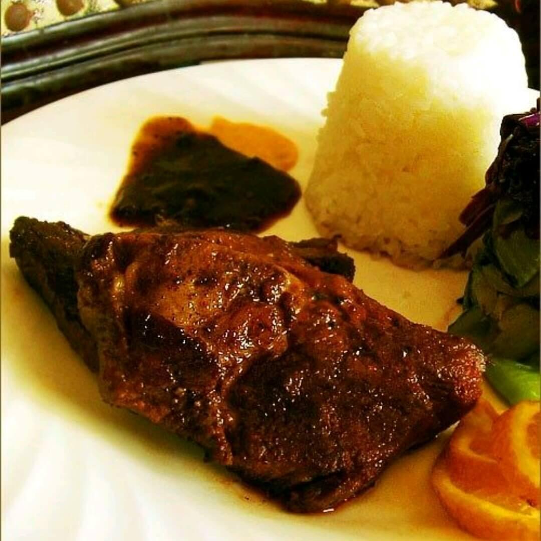 黑椒牛排小套餐