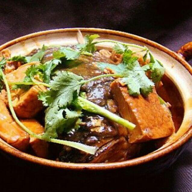 豆腐鱼头煲