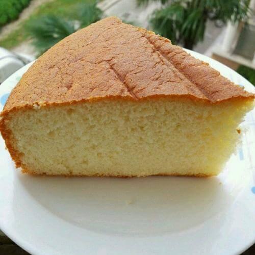 经典海绵蛋糕