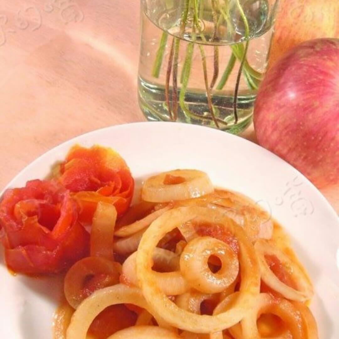 番茄洋葱圈