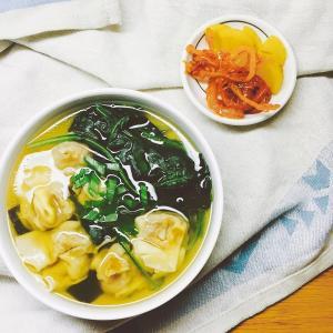 昆布豆腐海鲜味增汤