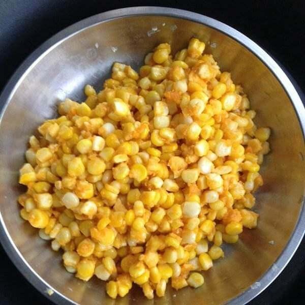 美味金沙玉米